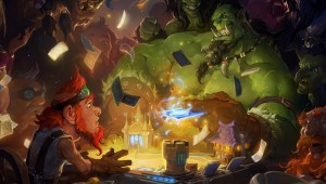Hearthstone intro art