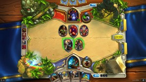 Hearthstone sample game state