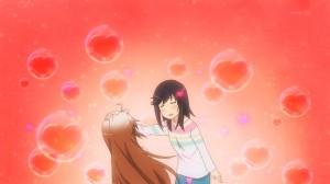 Hotaru has an unhealthy obsession with Komari