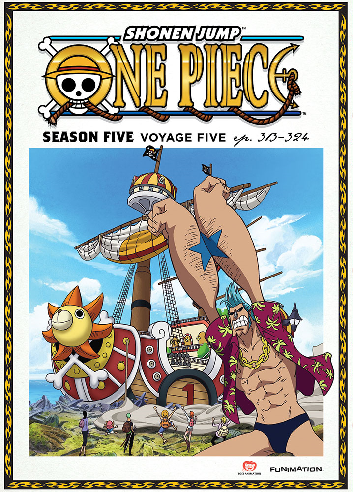 One Piece Season Five Voyage Five