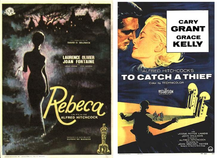 Rebecca:To Catch a Thief