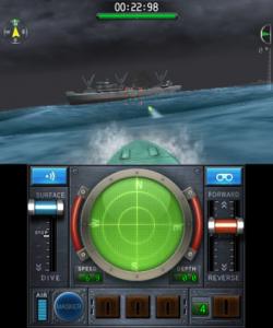Sub Wars gameplay