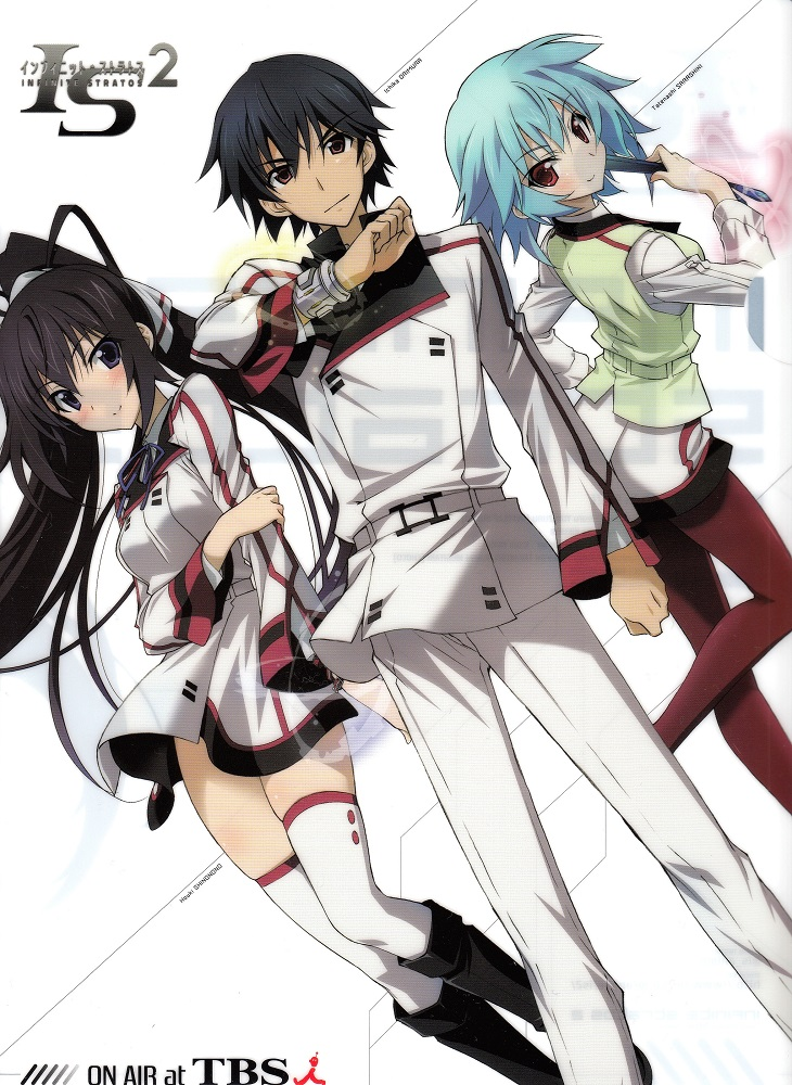 infinite stratos season 2