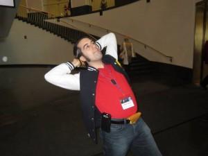 He's a dandy guy...in space.