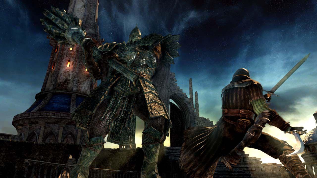 Dark Souls 2 2014 All Cutscenes Walkthrough Gameplay: Impressions: Dark Souls II