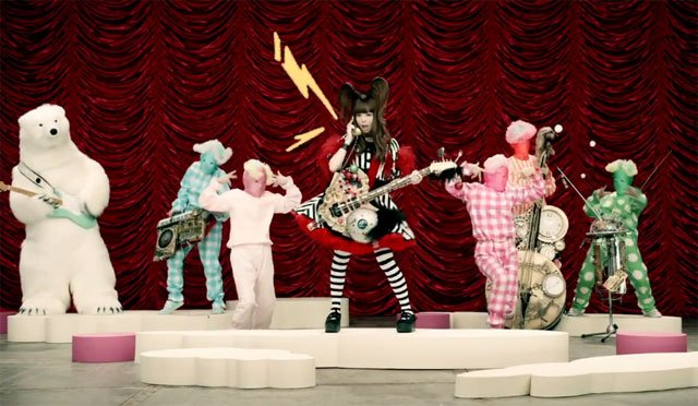 But man, I miss that Fashion Monster video. Can we bring some more of that horror in the next single?