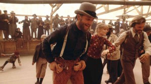 In retrospect, the fact that a movie that takes place in 1890 includes rollerskating should have been a warning sign.