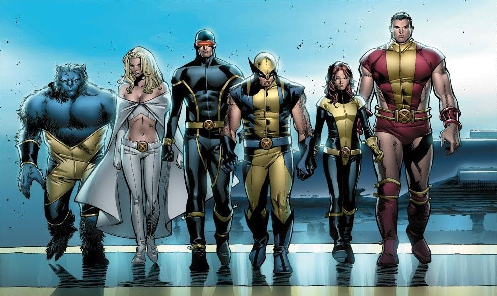 """Why Joss Whedon's """"Astonishing X-Men"""" Is a Must Read ... X Men Characters"""