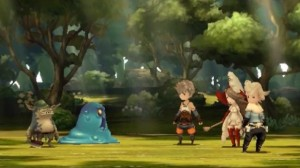 Bravely Default early fights