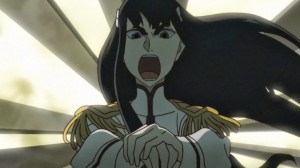 Kill la Kill Satsuki's glow