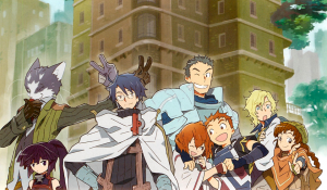 Log Horizon Characters 2