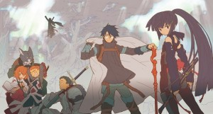 Log Horizon Characters