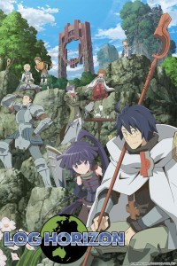 Log Horizon Title