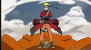 Naruto Naruto in Sage Mode