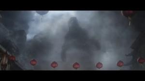 Go, go, go Godzilla.
