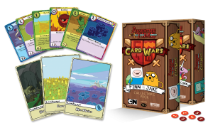 Adventure Time Card Wars TCG