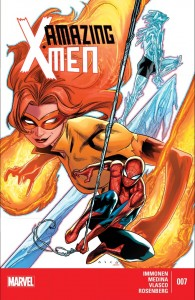 Amazing X-men 7 cover