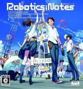 Robotics;notes Game Cover