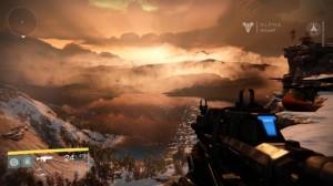 Destiny Scenery