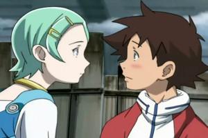 Eureka Seven - first romance