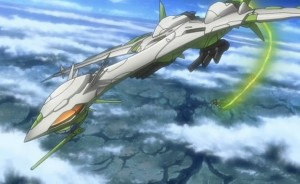 Eureka Seven - the Gekko