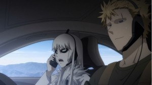 Jormungand Koko is loco
