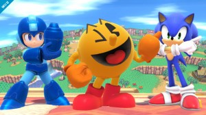 Smash Bros pac-man announcement