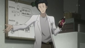 Steins;Gate Kyouma's Dr. Pepper