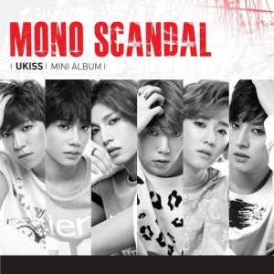 Ukiss mono scandal cover