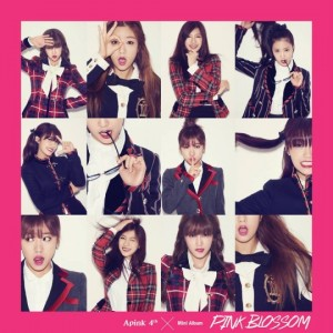 apink pink blossom cover
