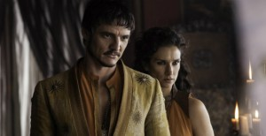 I'm sorry Oberyn, don't look at me like that, I love you!