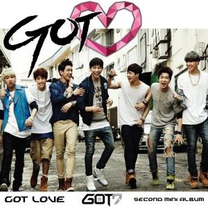 got7 got love cover