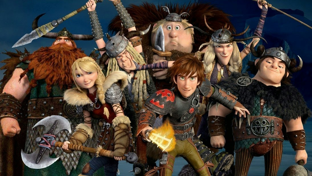 How to train your dragon 2 review moar powah howtotrainyourdragon2cast ccuart Image collections
