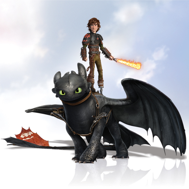 how to train your dragon film score