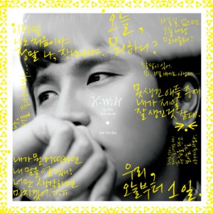 k.will one fine day cover