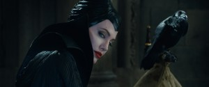 "Maleficent's ""dark fairy"" persona."