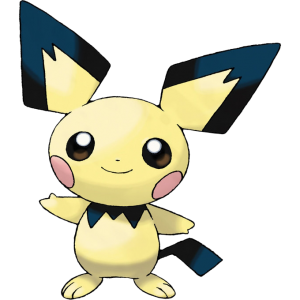 Pichu official