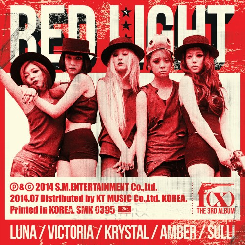 Red Light by f(x) Review | Moar Powah! F(x) Kpop Red Light