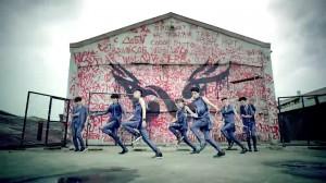 infinite back dance