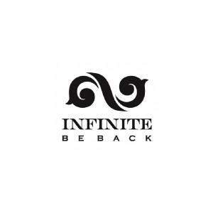 infinite be back cover