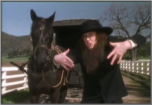 The degree to which Amish Paradise is a part of my foundational psyche cannot be overstated.