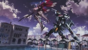 Aquarion Evol Combat