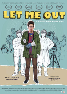 Let me out poster