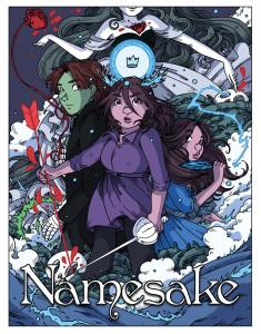 Namesake - cover