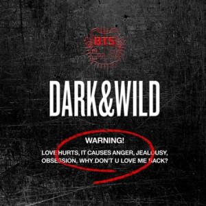 bts dark&wild cover