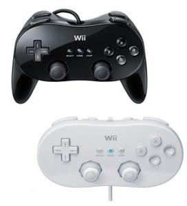 Classic Controller VS Pro