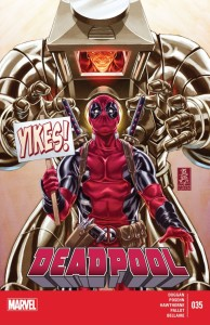 Deadpool 35 cover