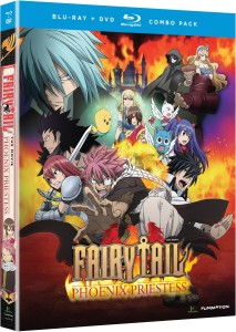 Fairy tail movie cover phoenix priestess