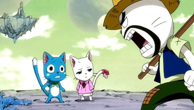 But I mean who doesn't love an episode full of cats?