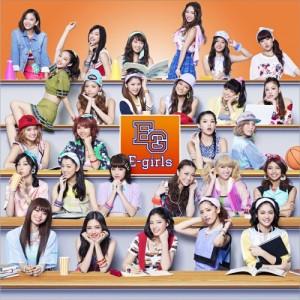 Highschool Love E girls cover